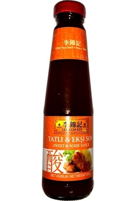 Lee Kum Kee Tatlı Ekşi Sos 240 gr