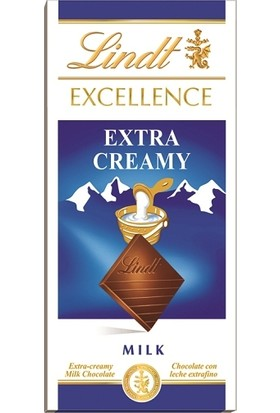 Lindt Excell.Milk (Extra Creamy) 100 gr