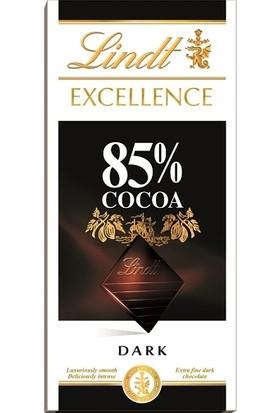 Lindt Excellence Dark %85 100 gr