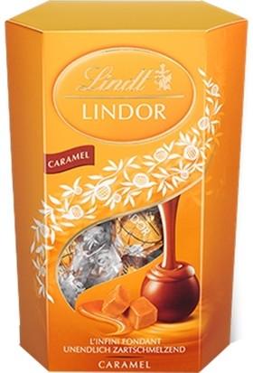 Lindt Lindor Cornet Caramel 200 gr