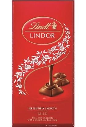 Lindt Lindor Singles Milk 100 gr