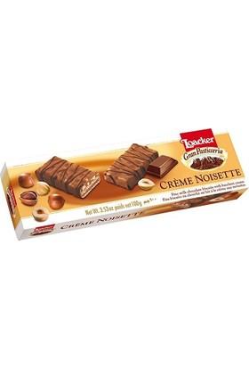 Loacker Sütlü Çikolatalı Fındıklı Gofret 100 gr