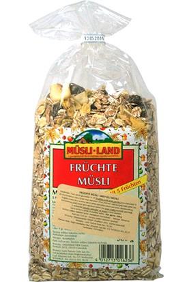 Mestemacher Meyveli Müsli 500 gr