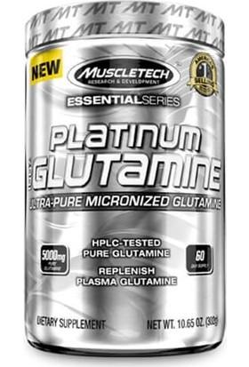 Muscle Tech Essential Series Platinum %100 Glutamine 302Gr