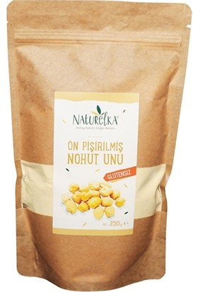 Naturelka Glutensiz Nohut Unu 250 gr