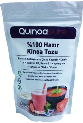 Quinoasure Hazır Kinoa (Quinoasure) Tozu 340 gr