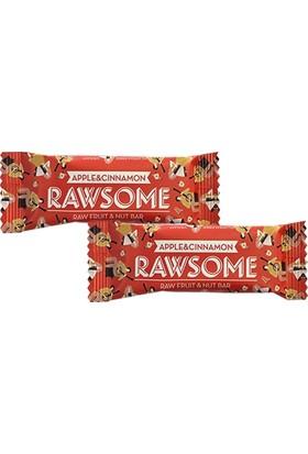 Rawsome Elma & Tarçınlı Meyve Barı 2 Adet x 50 gr