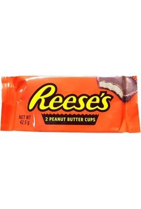Reese's Sütlü Çikolata Kaplı Fıstık Ezmesi 2 Adet x 42 5Gr