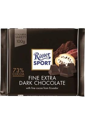 Ritter Sport %73 Kakao Çikolata 100 gr