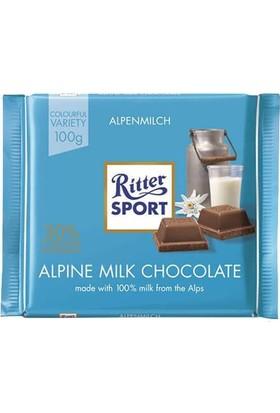 Ritter Sport Alpine Milk 100 gr
