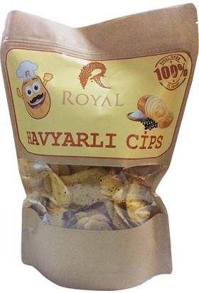 Royal Havyarlı Cips 125 gr