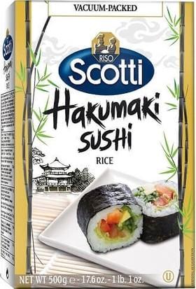 Scotti Hakumaki Sushi Pirinci 500 gr