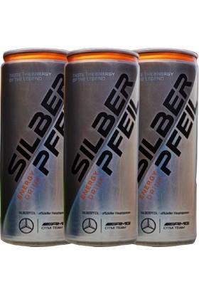 Silber Pfeil Mercedes Enerji İçeceği 3 Adet x 250 ml