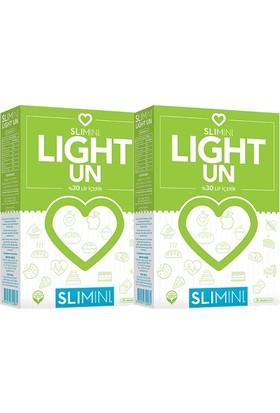 Slimini Un Slimini - Light Un (Enerjisi Azaltılmış Un) 2 Adet x 500