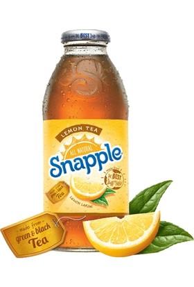 Snapple Limon Aromalı İçecek 2 Adet x 473 ml