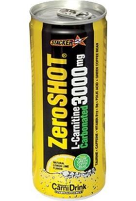 Stacker L - Carnitine Doğal Limon Aromalı İçecek 6x 250 ml