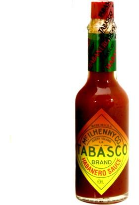 Tabasco Habanero Acı Biber Sosu 60Ml