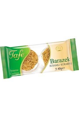 Tafe Barazek Susamlı Kurabiye (Mini Paket) 4 Adet x 40 gr
