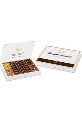 Tafe Gourmet Selectıon Çikolatalı Özel Seri Hed.Kutu 420 gr