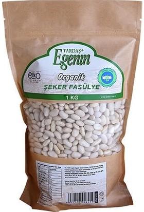Tardaş Egenin Organik Şeker Fasülye 750 gr