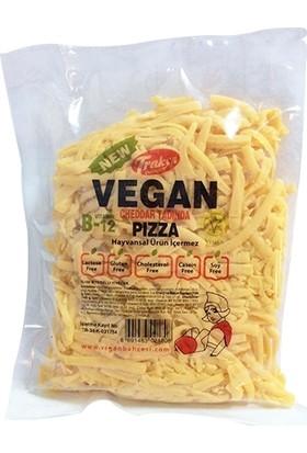 Trakya Çiftliği Vegan Cheddar Tadında Pizza Rende Peynir 200 gr