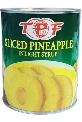 Trofco Tpf Ananas Dilimli 850 gr