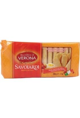 Verona Savoiardi Kedi Dili 200 gr