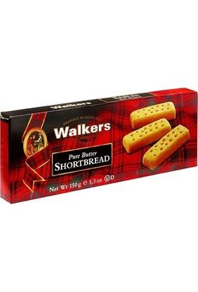 Walkers Tereyağlı Kurabiye 150 gr