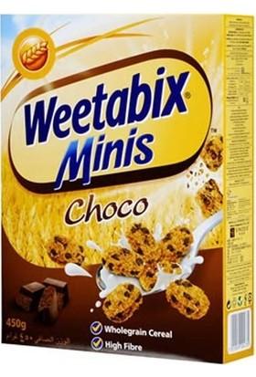 Weetabix Çikolatalı Mini Bisküviler 450 gr