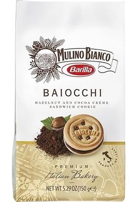 Barilla Mulino Bianco Baiocchi 150 gr