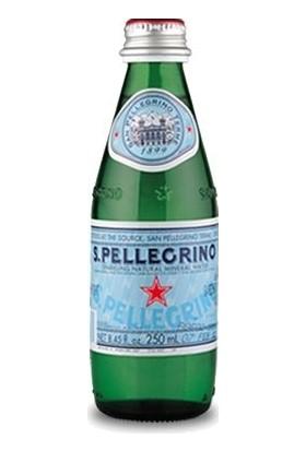 S.Pellegrino Doğal Kaynak Suyu (Pırıltılı) - x 6 Adet 250 ml