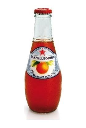 S.Pellegrino Kan Portakal Meyveli İçecek x 6 Adet 200 ml