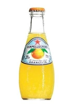 S.Pellegrino Portakal Meyveli İçecek x 6 Adet 200 ml