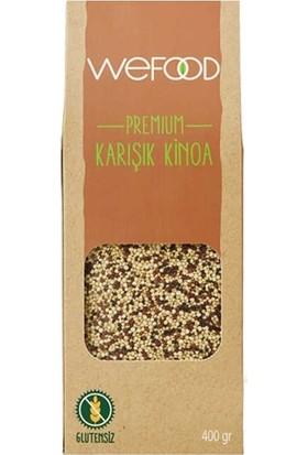 Weefood Peru Karışık Kinoa Wefood 400 gr