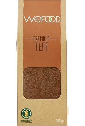 Weefood Hollanda Teff Wefood 400 gr