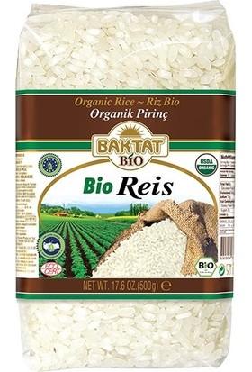 Baktat Organik Pirinç 500 gr