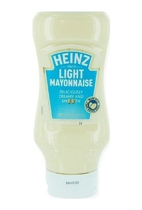 Heinz Mayonez Top Down Light 445 gr