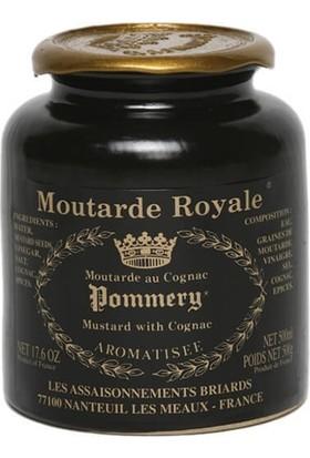 Pommery Konyaklı Hardal 500 gr
