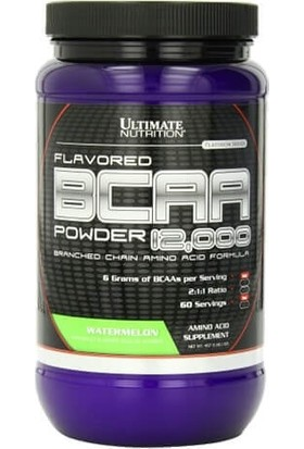 Ultimate Nutrition Bcaa Powder Watermelon 457Gr