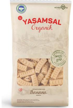 Yaşamsal Organik Banana Organik Makarna 500 gr