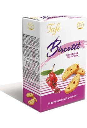 Tafe Yaban Mersinli Biscotti 120 gr