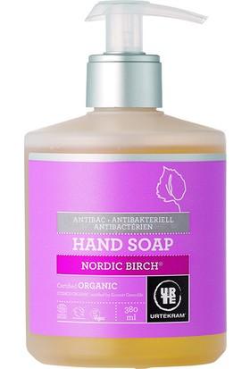 Urtekram Organik Nordic Birch Anti Bakteriyel Sıvı El Sabunu 380 ml