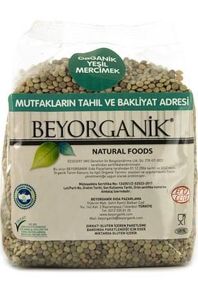 Beyorganik Organik Endemik Yeşil Mercimek 500 gr