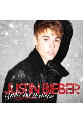 Justin Bieber - Under The Mistletoe (Deluxe Edition) CD+DVD