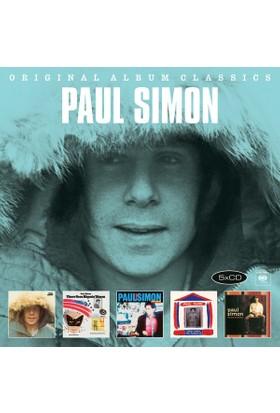 Paul Simon – Original Album Classics 5CD