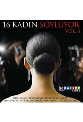 Various Artists - 16 kadın Söylüyor Vol.3 CD