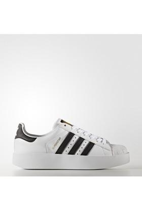 Adidas Ba7666 Superstar Bold W Kadın Spor Ayakkabı