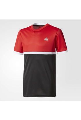 Adidas Bq0214 B Court Tee Çocuk T-Shirt