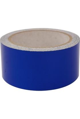 İleritrafik Mavi Reflektif Bant 5 cm x 10 mt