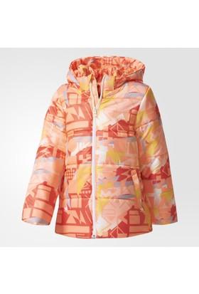 Adidas Cf1581 Lg Pad Girl Jkt Çocuk Ceket